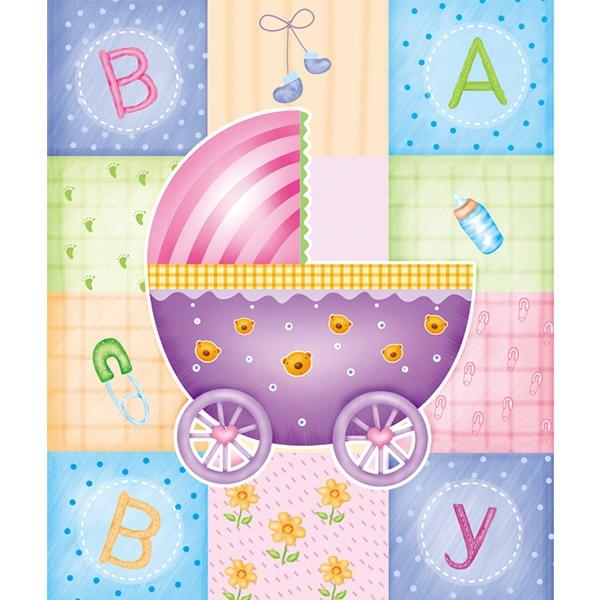 婴儿纸袋B2031