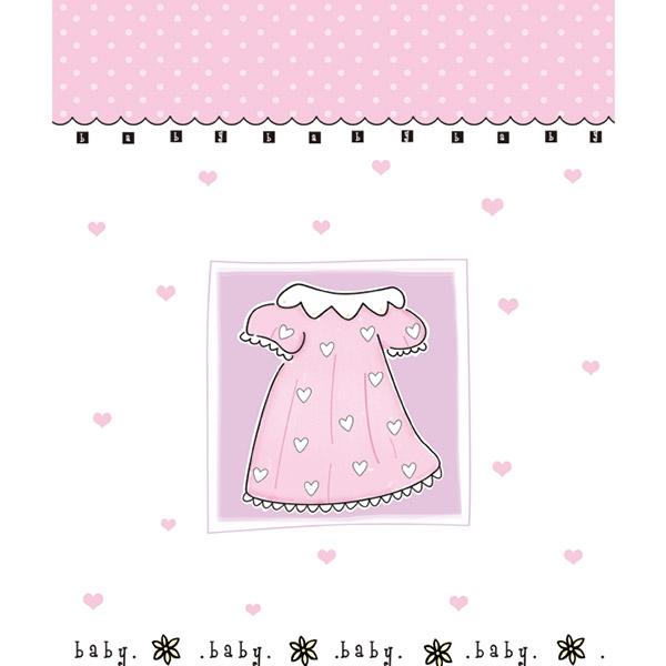 婴儿纸袋B2066