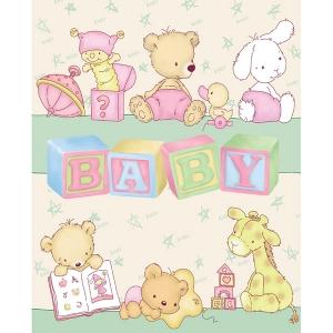 婴儿纸袋1222-2
