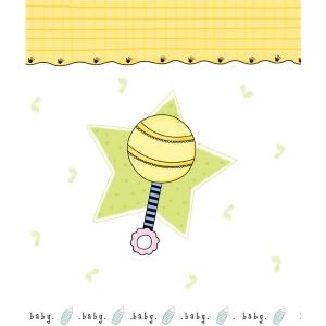 婴儿纸袋B2067