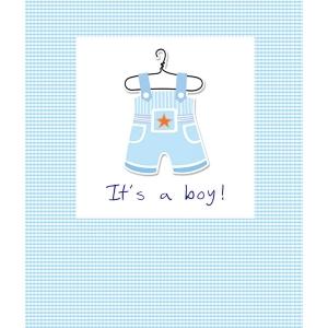 婴儿纸袋B2189