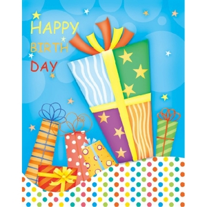 生日快乐纸袋1