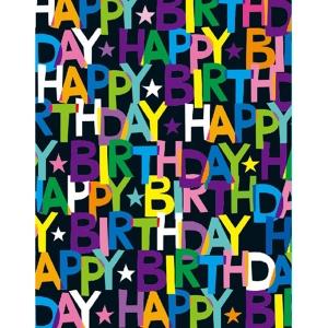 生日纸袋f
