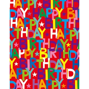 生日纸袋g